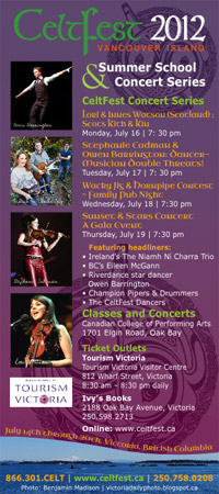 Concerts and Events 2012
